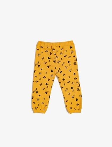 Koton Kids Sweatpant Sarı